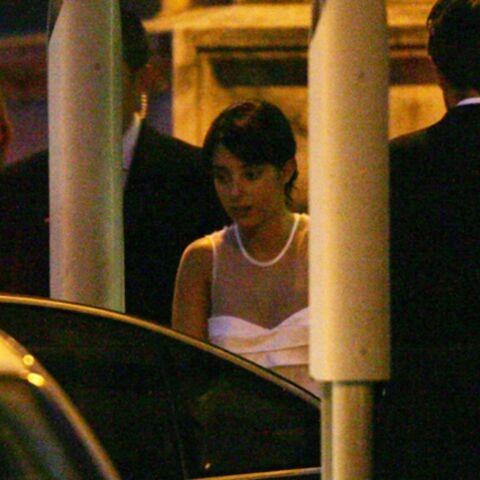 Jessica Darty: sa robe de mariée était signée Paule Ka