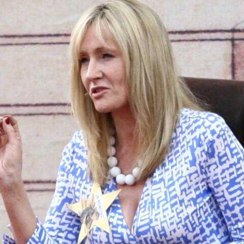 JK Rowling accusée tardivement de plagiat