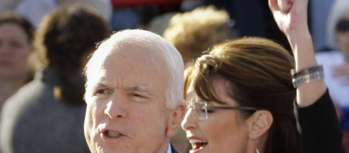 McCain prend la défense de Sarah Palin