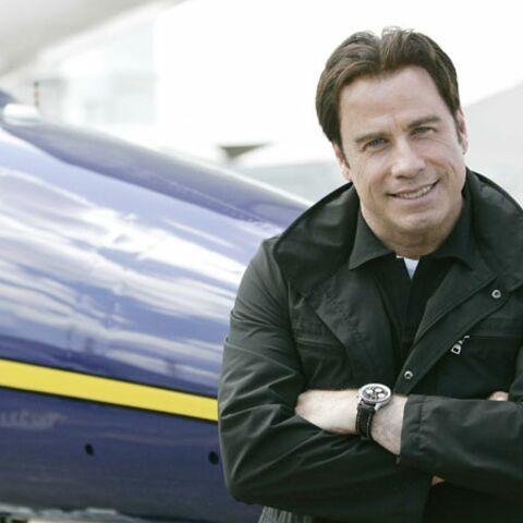John Travolta: un avion pour Haïti