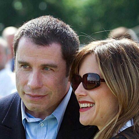 John Travolta et son épouse, Madonna et Britney Spears…à la Une de la presse US