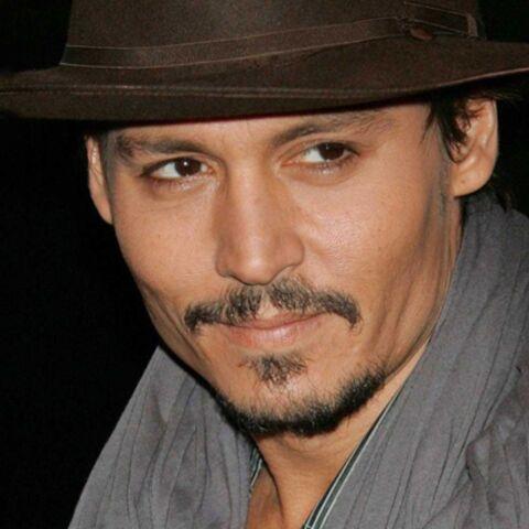 Johnny Depp, partant pour jouer un célèbre mafieux