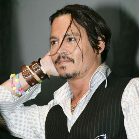 Johnny Depp: ses bambins iront à l'école en Angletere