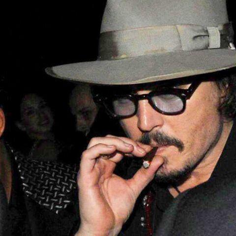 Johnny Depp crée son propre label musical