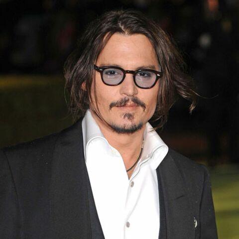 Johnny Depp, acteur le mieux payé de l'année