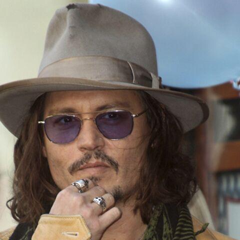 Johnny Depp élu une nouvelle fois acteur le moins rentable d'Hollywood