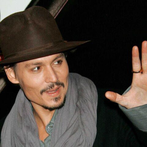 Johnny Depp de retour aux sources