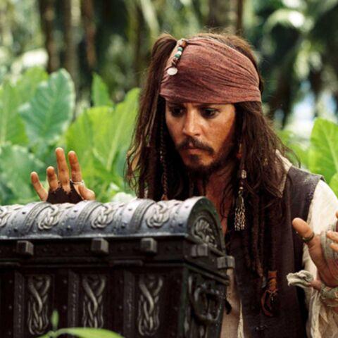 Johnny Depp a trouvé sa poule aux œufs d'or
