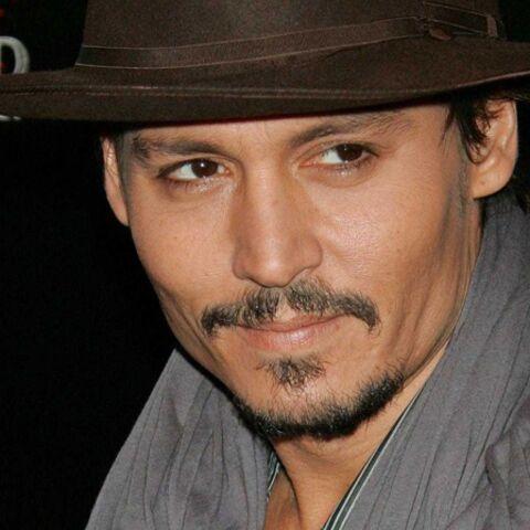 Johnny Depp, David Carradine à la une des magazines US