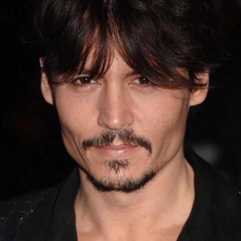 Johnny Depp se déchaîne