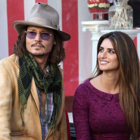 Penélope Cruz et Johnny Depp à l'assaut de Cannes