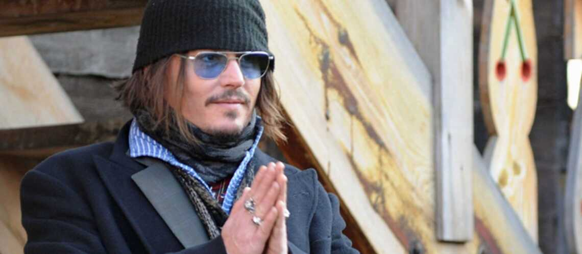 Johnny Depp: mort sur le net