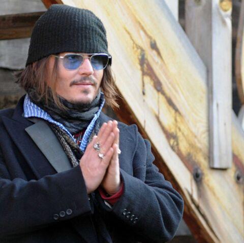 Johnny Depp: mort sur le net