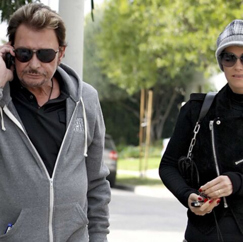 Johnny et Laeticia Hallyday revivent