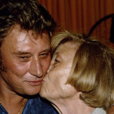 Johnny Hallyday orphelin !