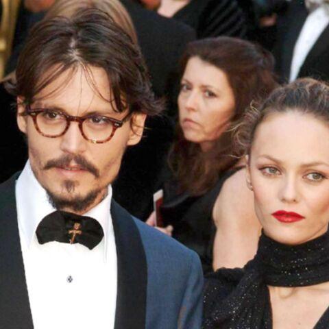 Johnny Depp et Vanessa Paradis: un couple stylé