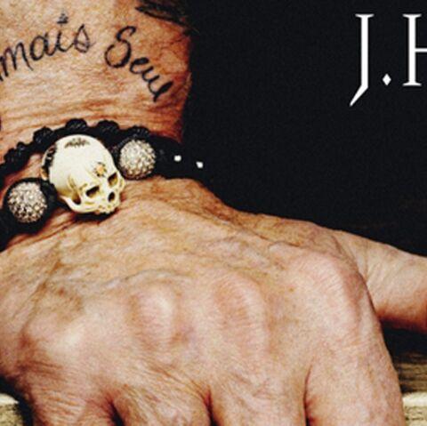 Johnny Hallyday: écoutez un extrait de Jamais seul