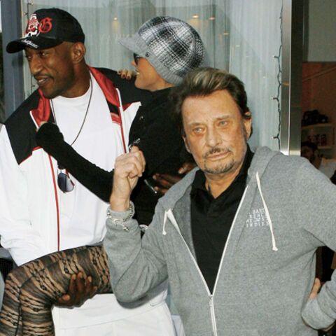 Vidéo- Les dernières images de Johnny Hallyday avant son hospitalisation