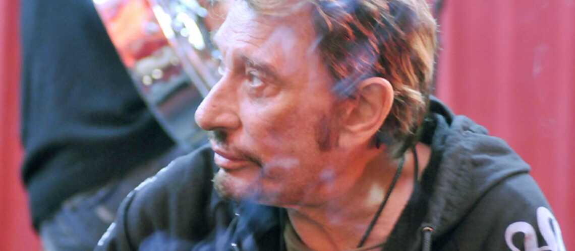 Johnny Hallyday: 8 200 euros pour sa statue!