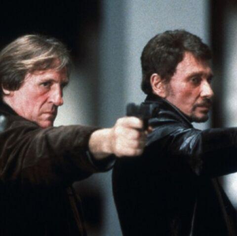 Johnny Hallyday et Gérard Depardieu, réunis à l'écran