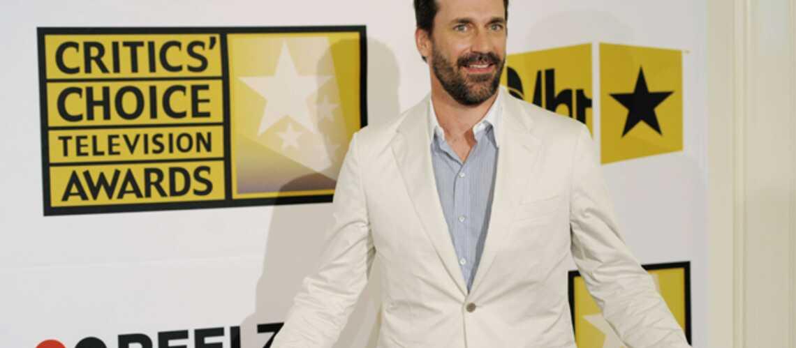 Les Mad Men, stars des Critics' Choice Television Awards