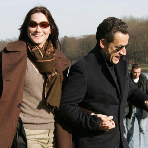 Carla Bruni-Sarkozy fête ses 41 ans