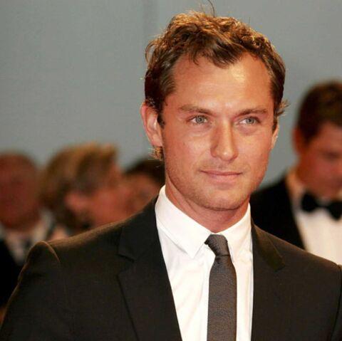 Jude Law: et le prénom de sa fille sera…