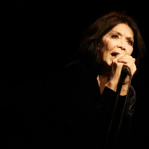 Juliette Gréco récompensée pour ses 60 ans de carrière
