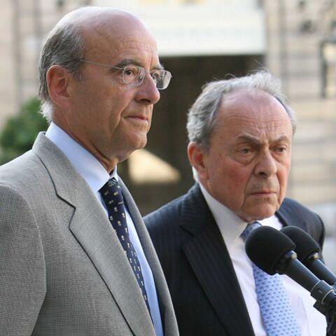 Le duo Juppé/Rocard: nouvelle caution de Nicolas Sarkozy
