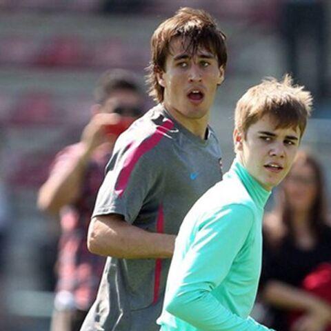 Justin Bieber, nouvelle recrue du FC Barcelone