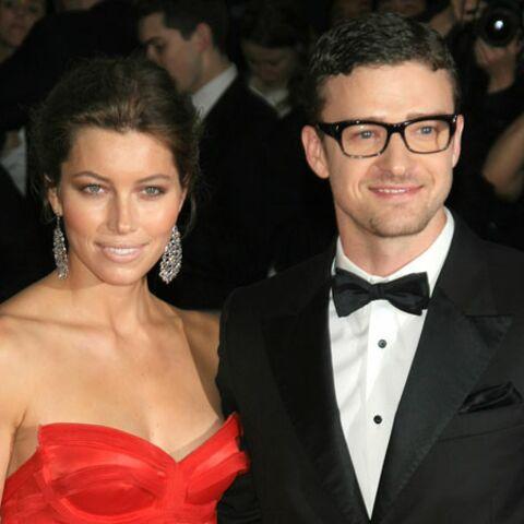 Justin Timberlake et Jessica Biel roucoulent à nouveau