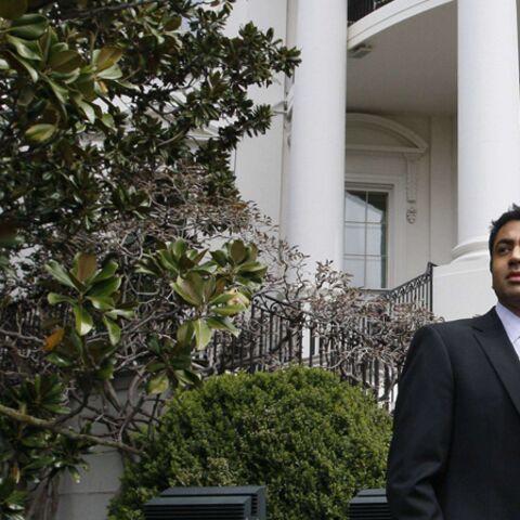 Kal Penn lache la blouse pour la Maison Blanche