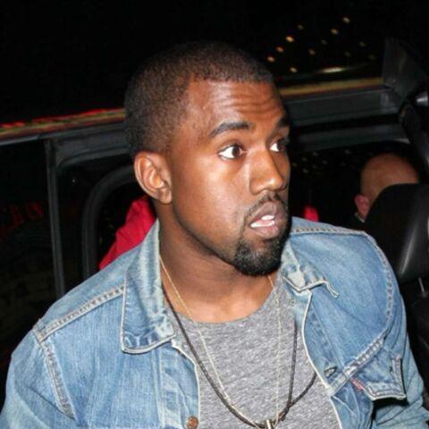 Kanye West dans la toumente