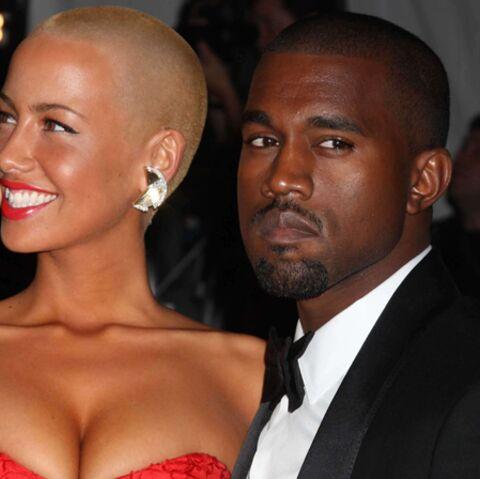 Kanye West s'est séparé de sa compagne