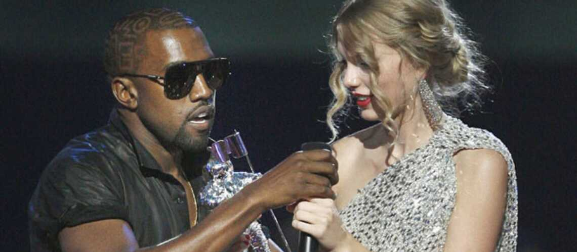 Taylor Swift rend la monnaie de sa pièce à Kanye West
