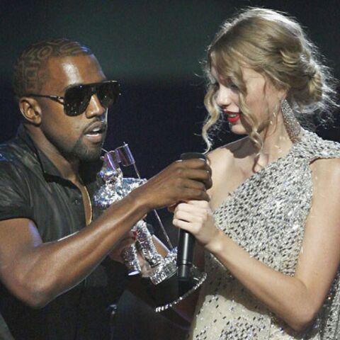 Kanye West s'excuse en chanson auprès de Taylor Swift