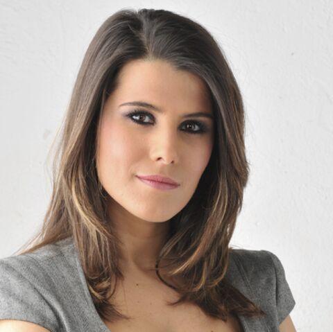 Karine Ferri accouchera à Rennes
