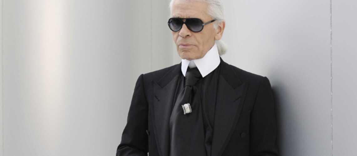 Karl Lagerfeld comprend Valérie Trierweiler
