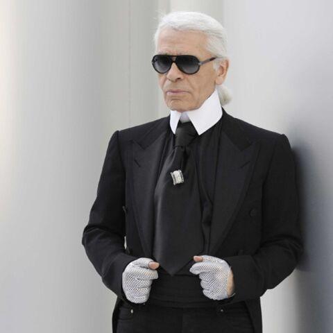 Karl Lagerfeld n'aime plus Paris