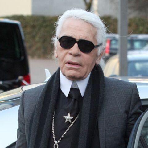 Karl Lagerfeld: «DSK est un chic type, tant qu'on n'est pas une femme»