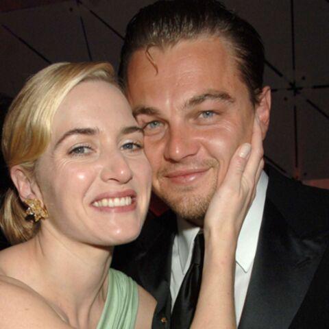 Les retrouvailles de Leonardo DiCaprio et Kate Winslet