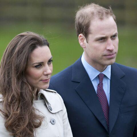Kate et William: menaces sur leur mariage