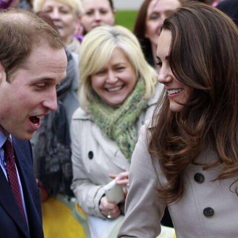 Les plaisirs simples de Kate et William
