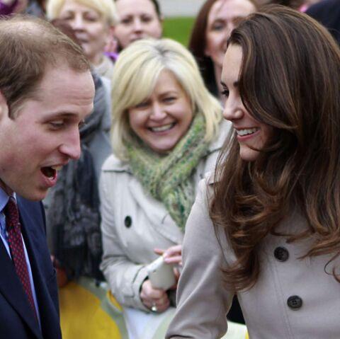 L'étrange cadeau fait à Kate et William