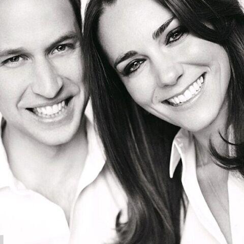 Kate et William toujours beaux avec Mario Testino