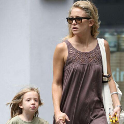 Kate Hudson est une mère comblée
