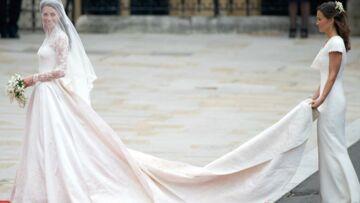Copie Kate: les dessous de la robe de la duchesse de Cambridge