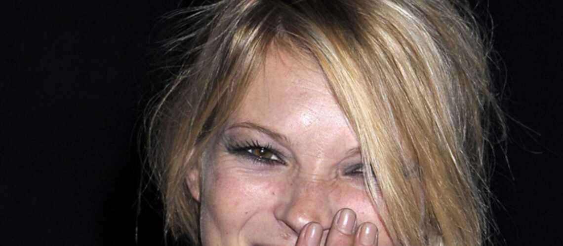 Kate Moss, en route pour la postérité