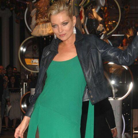 Kate Moss va-t-elle livrer ses recettes minceur?