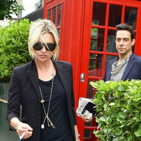 Kate Moss: future chanteuse des Kills?